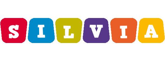 Silvia daycare logo
