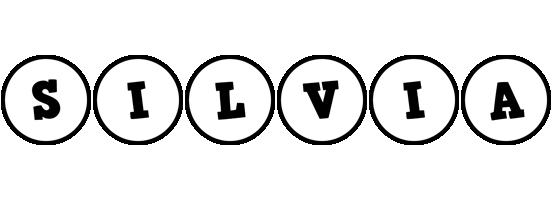 Silvia handy logo