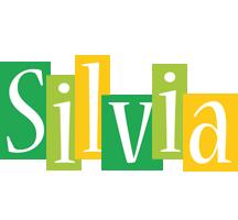 Silvia lemonade logo