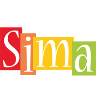 Sima colors logo