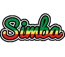 Simba african logo