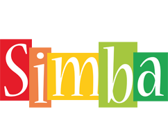 Simba colors logo