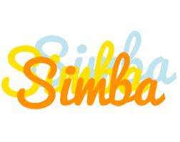 Simba energy logo