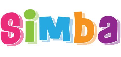 Simba friday logo