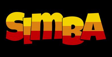 Simba jungle logo