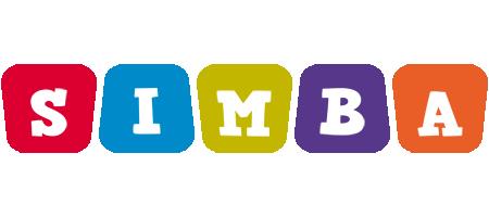 Simba kiddo logo