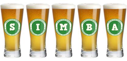 Simba lager logo