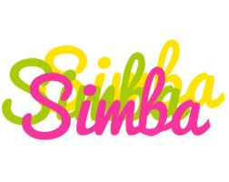Simba sweets logo