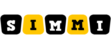 Simmi boots logo