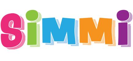 Simmi friday logo