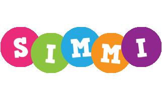 Simmi friends logo