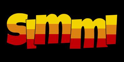 Simmi jungle logo