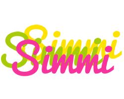 Simmi sweets logo