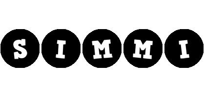 Simmi tools logo