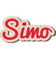 Simo chocolate logo