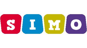 Simo daycare logo