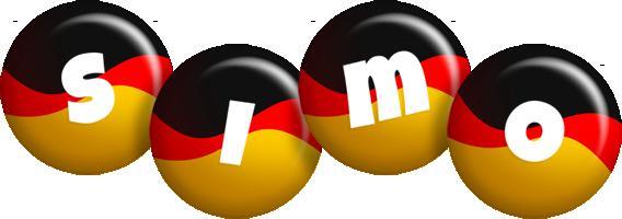 Simo german logo