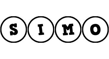 Simo handy logo