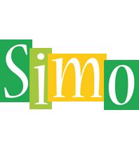 Simo lemonade logo