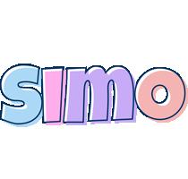 Simo pastel logo