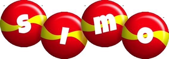 Simo spain logo