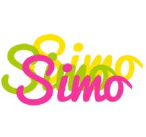 Simo sweets logo