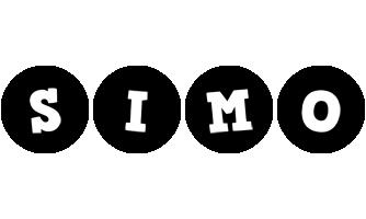 Simo tools logo
