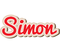 Simon chocolate logo
