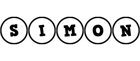Simon handy logo