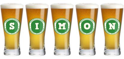 Simon lager logo