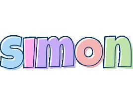 Simon pastel logo