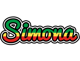 Simona african logo