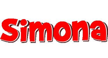 Simona basket logo