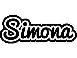 Simona chess logo