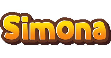 Simona cookies logo