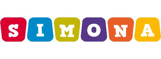 Simona daycare logo