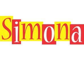 Simona errors logo