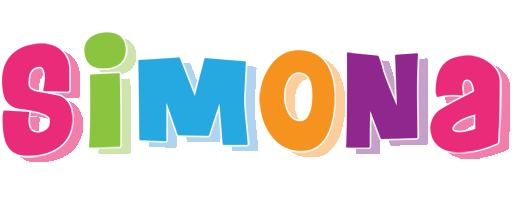 Simona friday logo