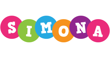 Simona friends logo