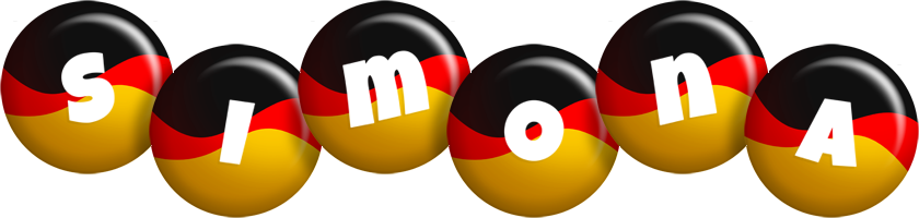 Simona german logo