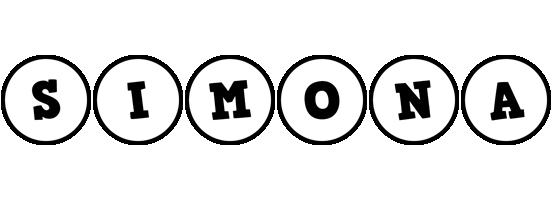 Simona handy logo
