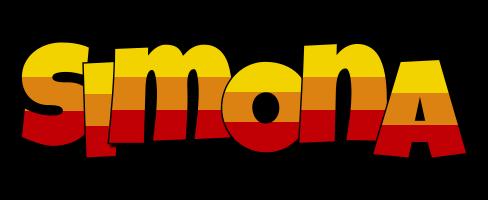 Simona jungle logo