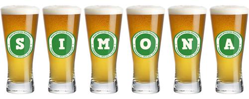 Simona lager logo