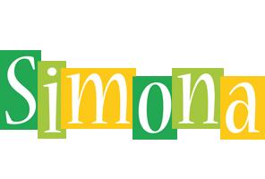 Simona lemonade logo