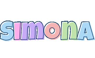 Simona pastel logo