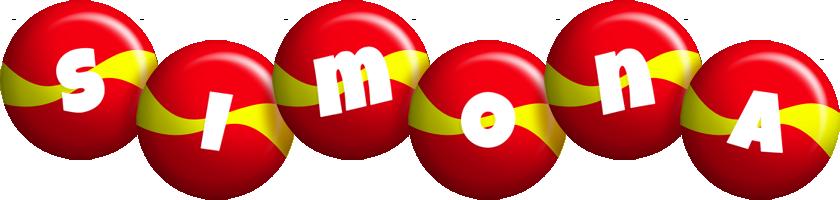 Simona spain logo