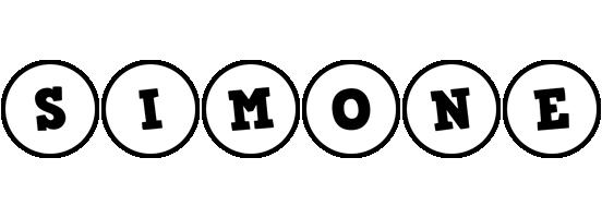 Simone handy logo
