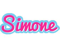 Simone popstar logo
