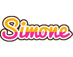 Simone smoothie logo