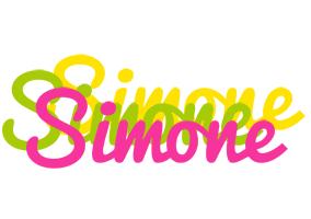 Simone sweets logo